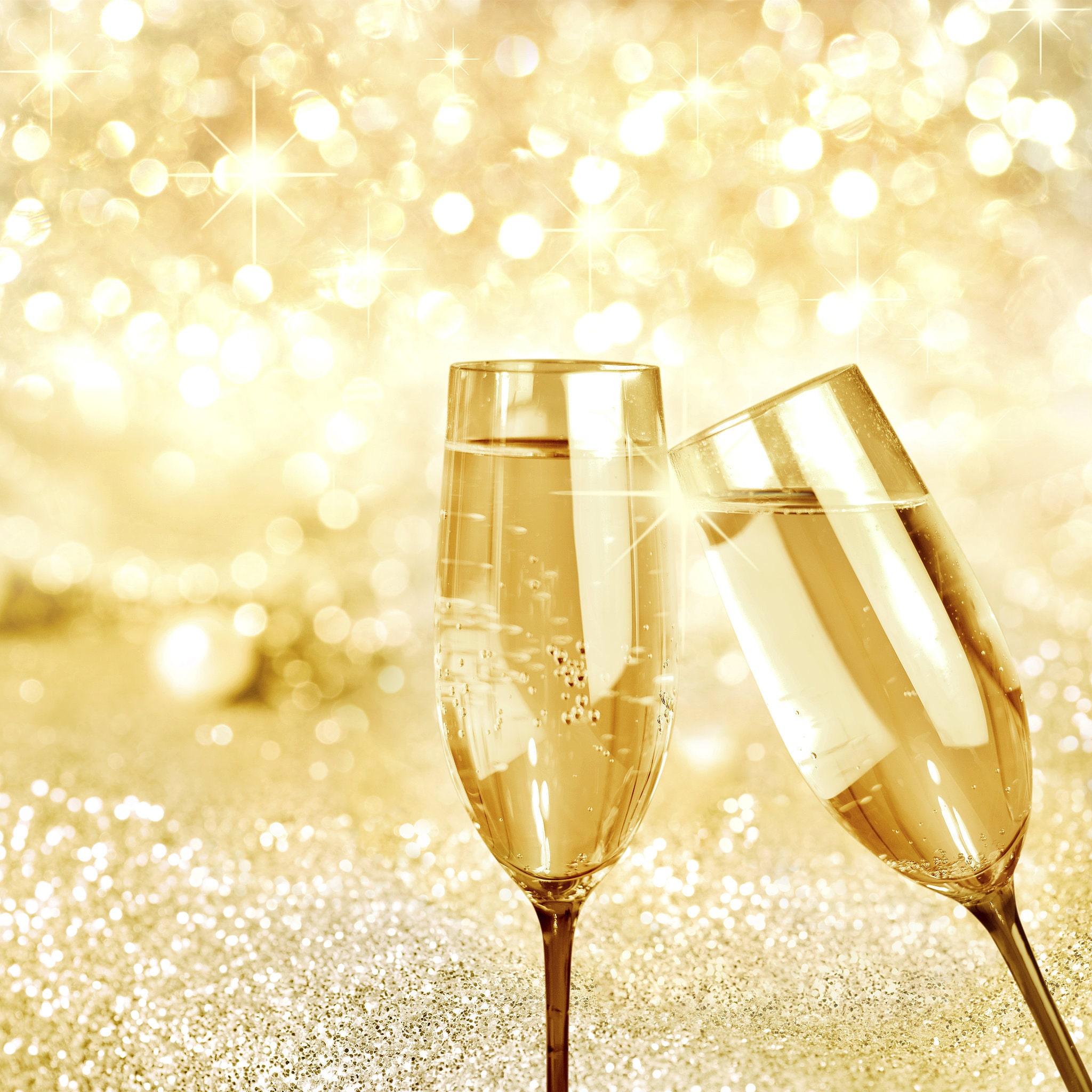 Бродский открытка, открытка с бокалами шампанского