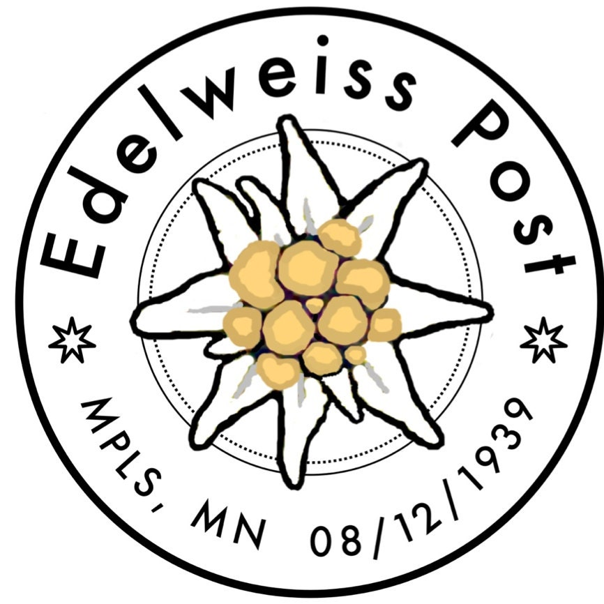 Edelweiss Post By Edelweisspost On Etsy