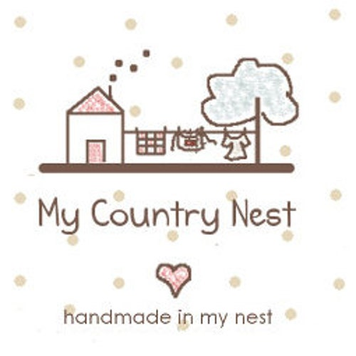 Handmade In My Nest By Mycountrynest On Etsy