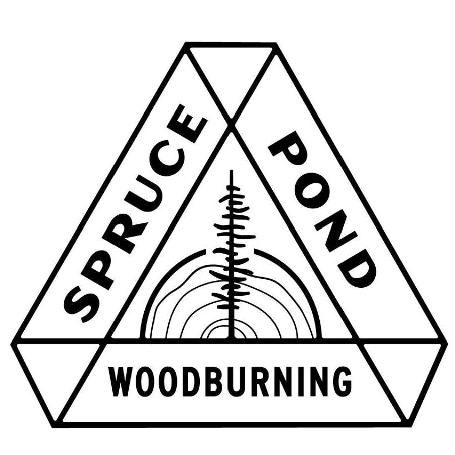 Spruce Pond Woodburning by SprucePond on Etsy