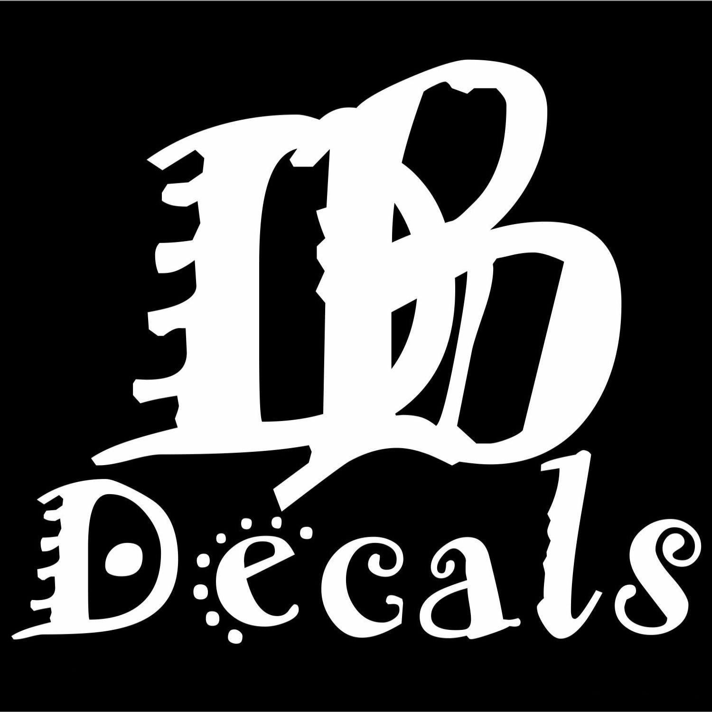 We are your vinyl decal superstore von dbdecals auf Etsy
