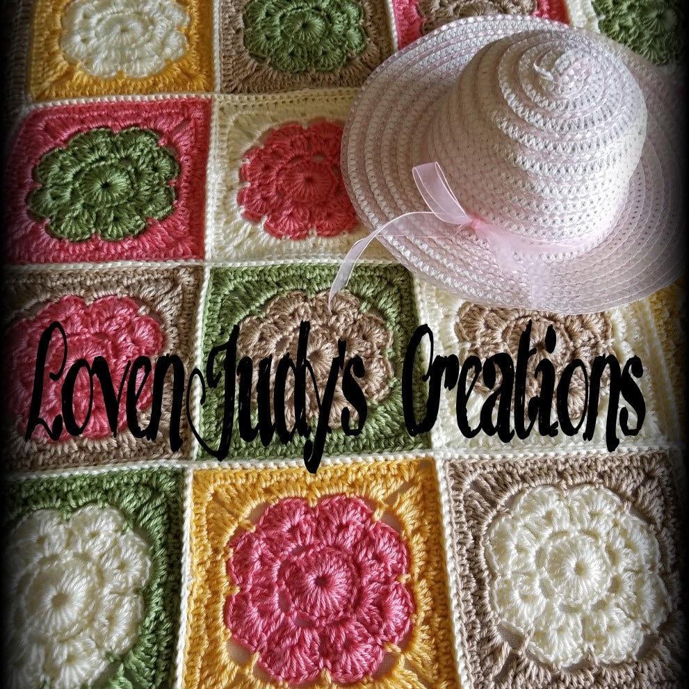 Crochet Monsters Inc Boo Blanketcocoon Etsy