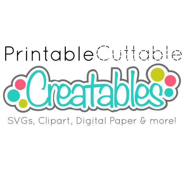 graphic regarding Printable Cuttable Creatables named SVG Data files that minimize emble completely by means of CuttableCreatables