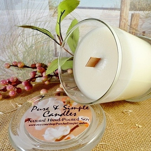 Blueberry Cobbler Tarts /& Votives *NEW* Hand Poured Bakery Scents Soy Candles
