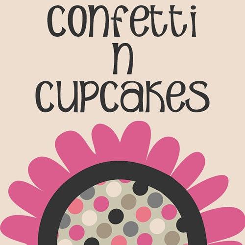 ConfettiNCupcakes