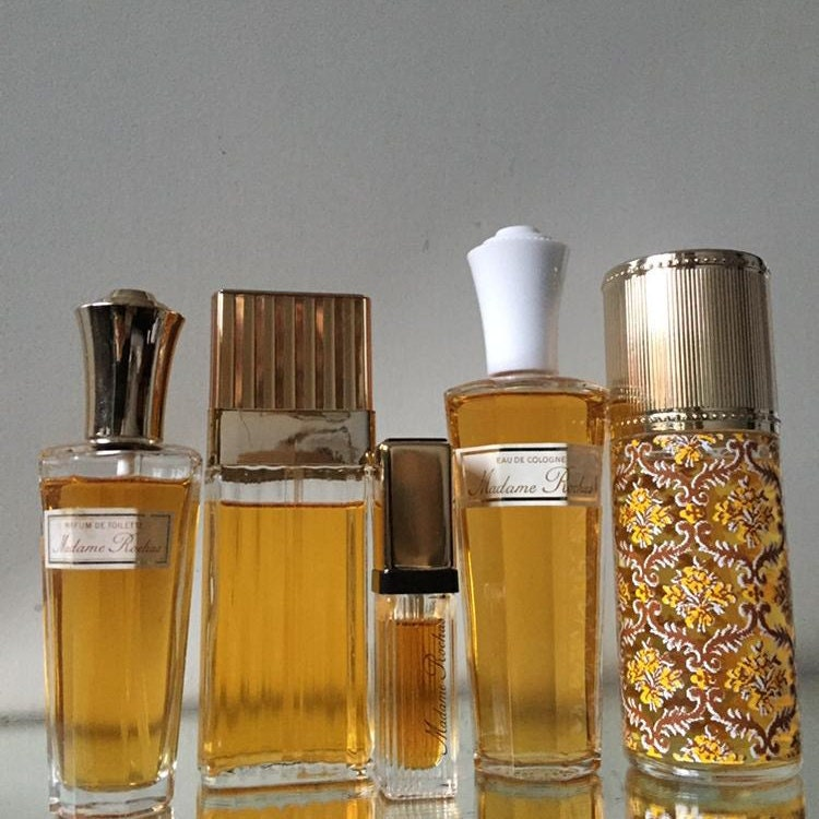 vintage perfumes fashion ceramics and objects de alindri