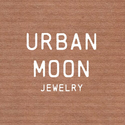 Urban Moon Carved Medium Brown Coconut Donut Necklace 20-22 Inches Linen Cord