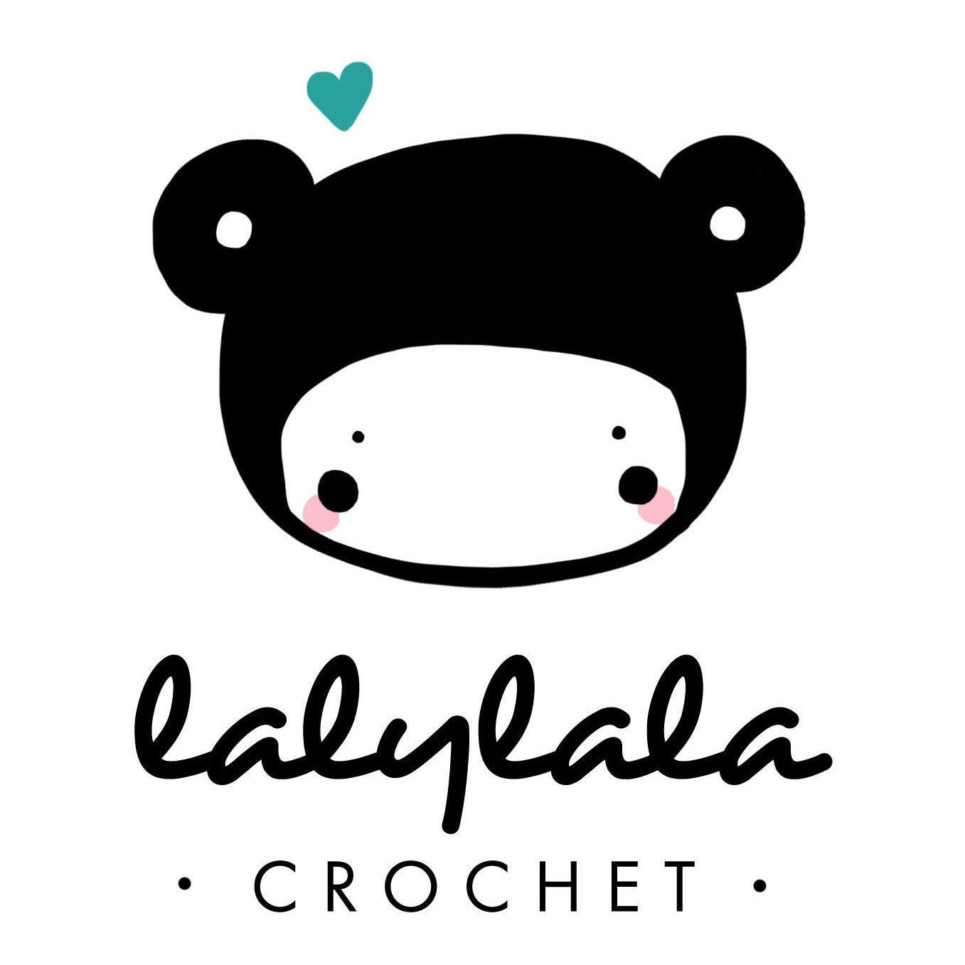 PATRONES EN CROCHET por lalylala por lalylala en Etsy