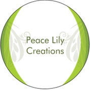 peace lily bathroom