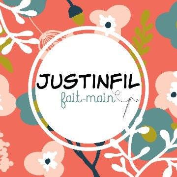 Création d'accessoires personnalisés fait main par Justinfil