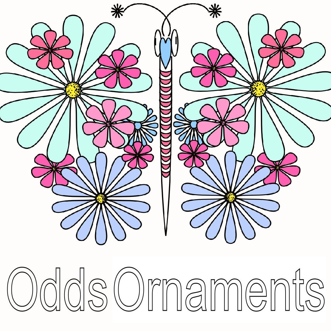 Odds Ornaments von OddsOrnaments auf Etsy