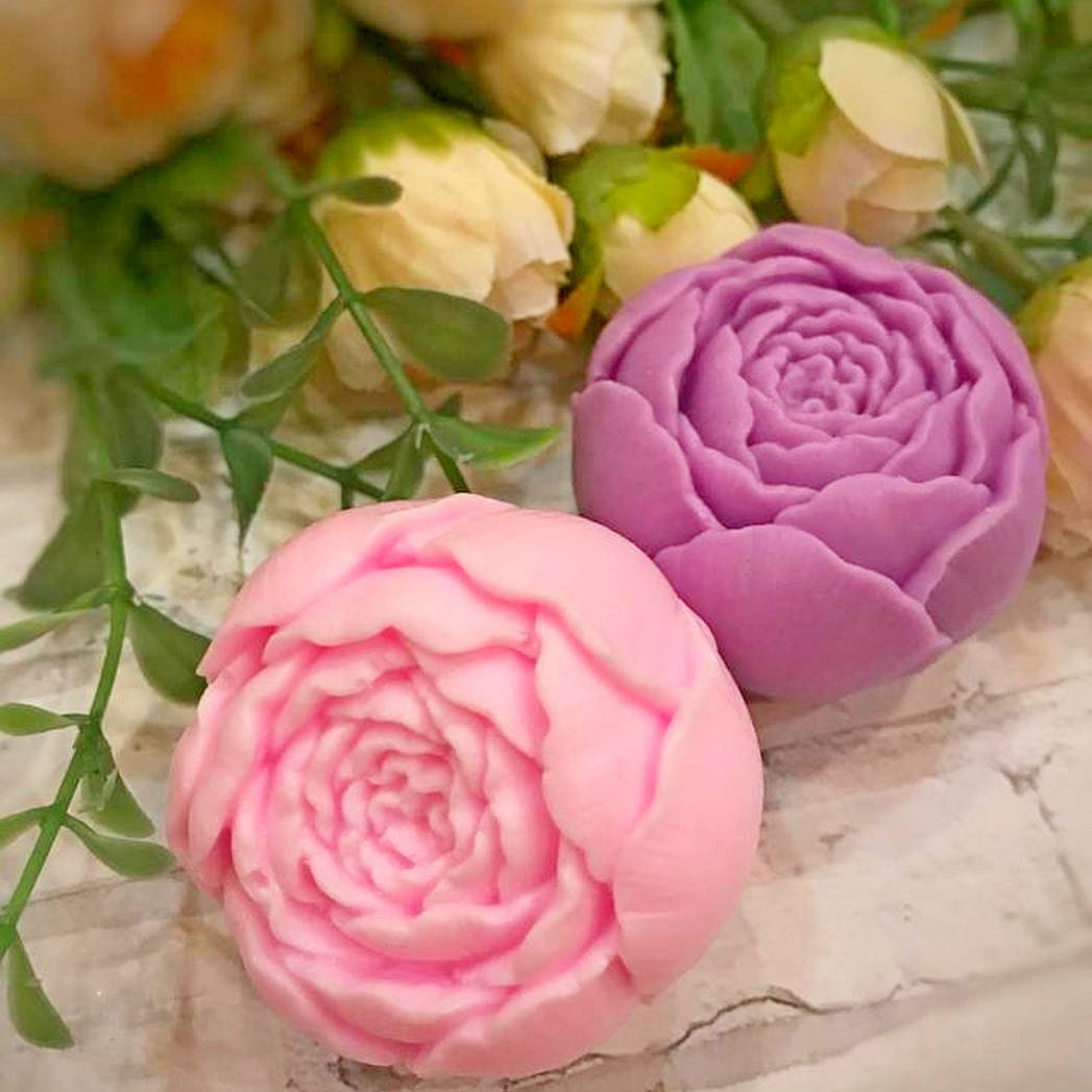 Handmade Soap Wedding Favor natural decorative by SoapFavorsGift