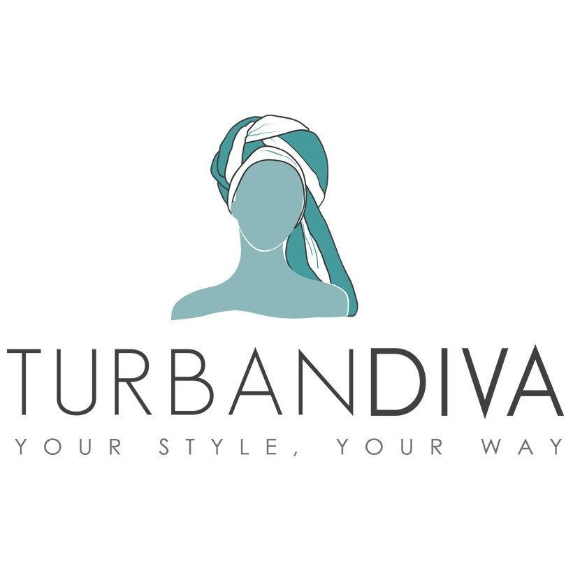 Chemo Hats Cancer Turbans Headwrap Alopecia Scarves por TurbanDiva