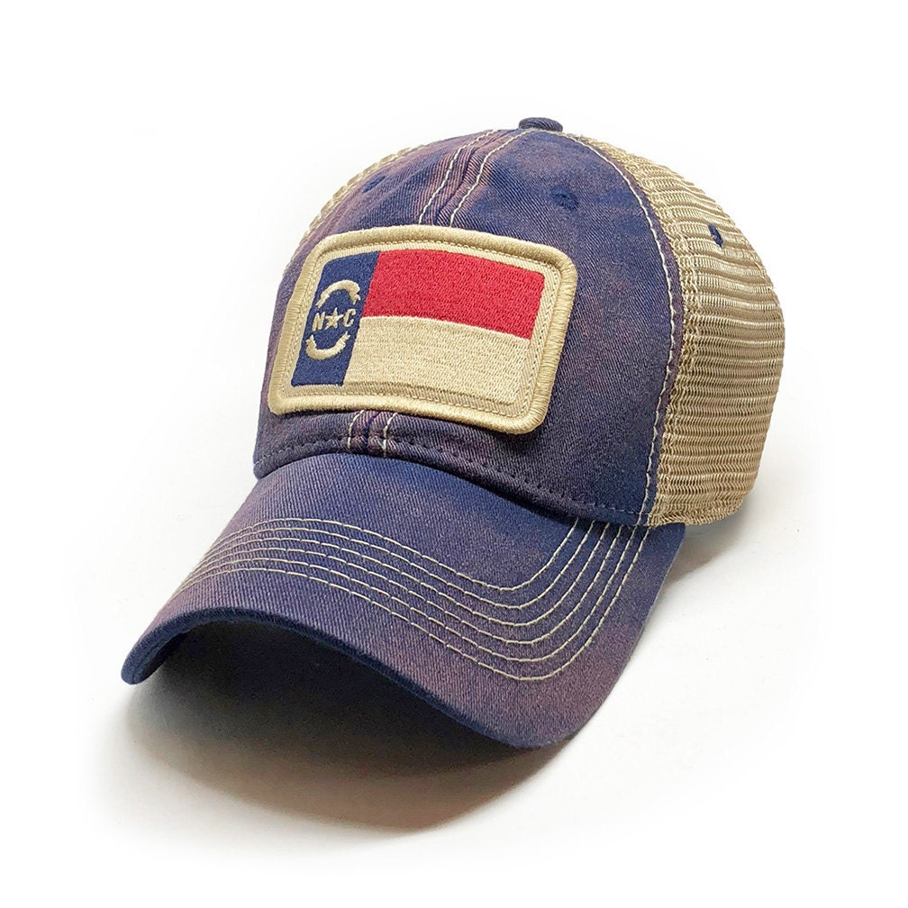 32fa0327 State Flag Trucker Hats & Outdoor Lifestyle by SLRevivalCo on Etsy