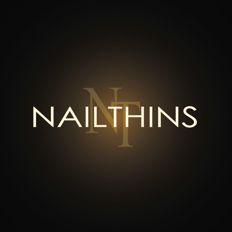 Nail Decals Nail Wraps Nail Art & Vinyls by NAILTHINS on Etsy