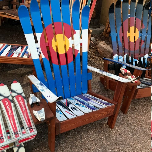 Colorado Ski Chairs