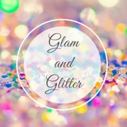 GlamAndGlitterFabric