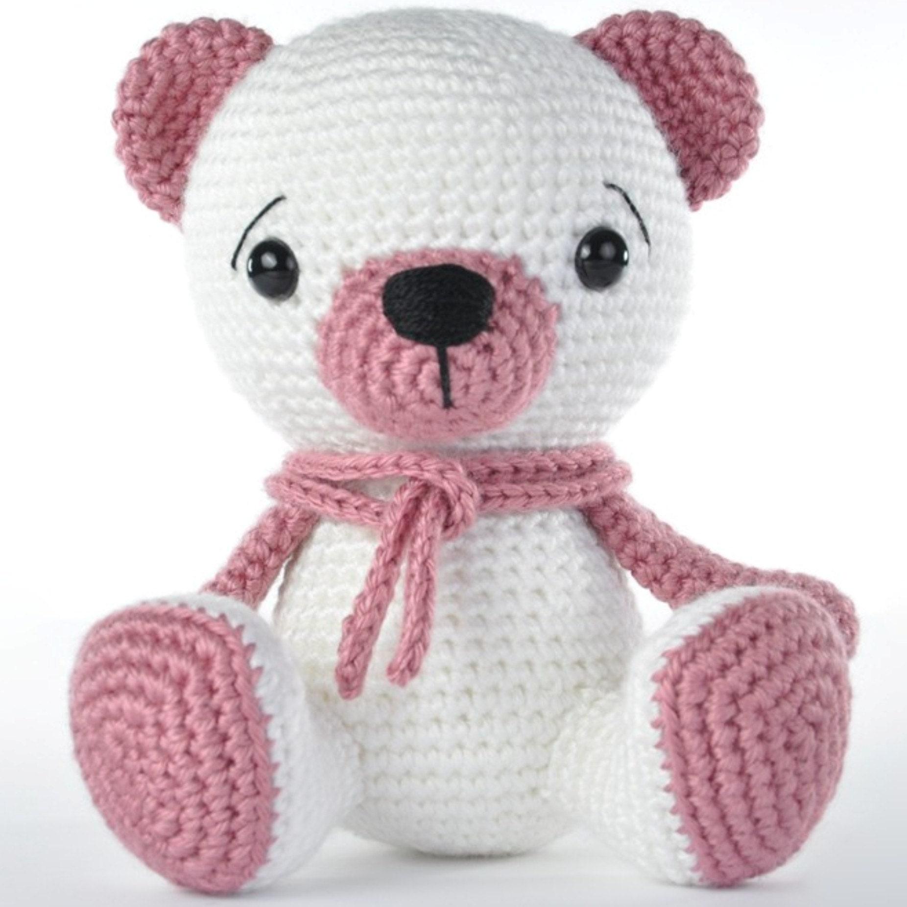 Crochet Amigurumi Patterns Toys By Tatiesofttoys On Etsy