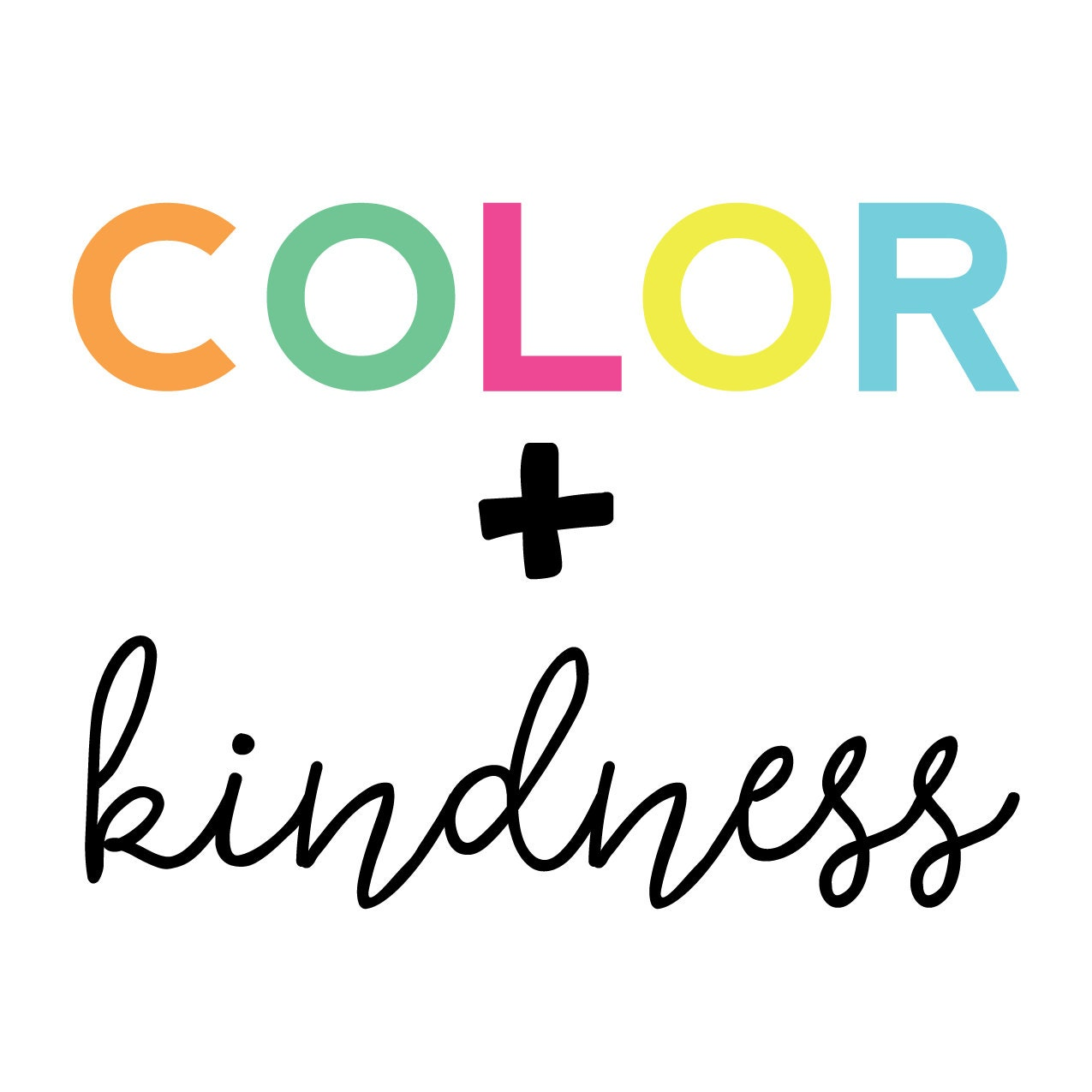 - Color And Kindness By ColorandKindness On Etsy