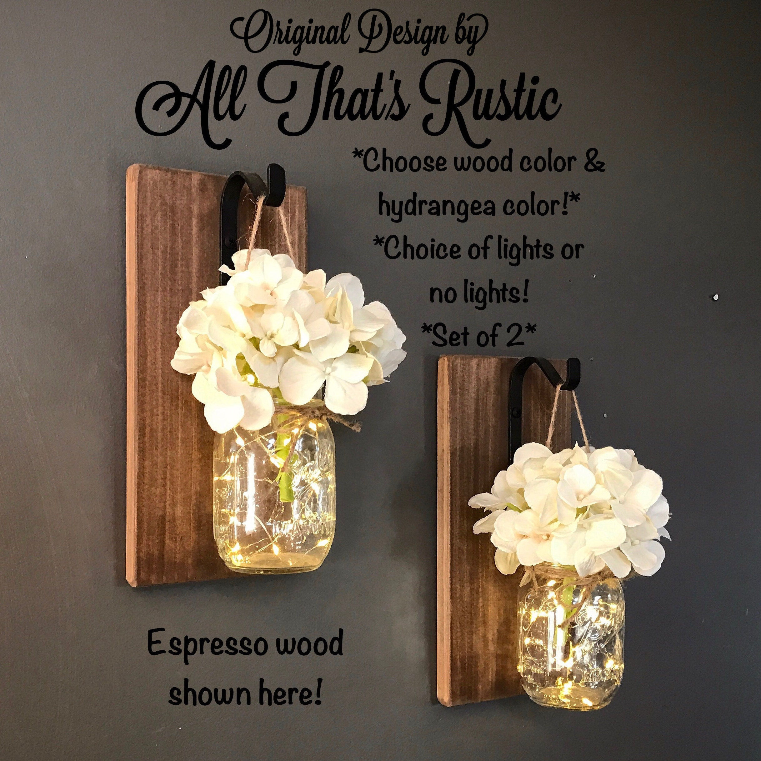 Where Everything Has A Touch Of Rustic Love.. Von AllThatsRustic