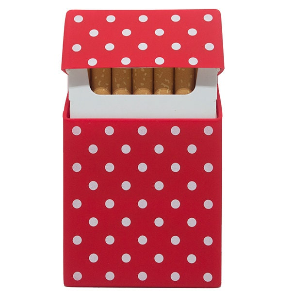 Super Slim Cigarette Case étui à Cigarettes Caja De Etsy
