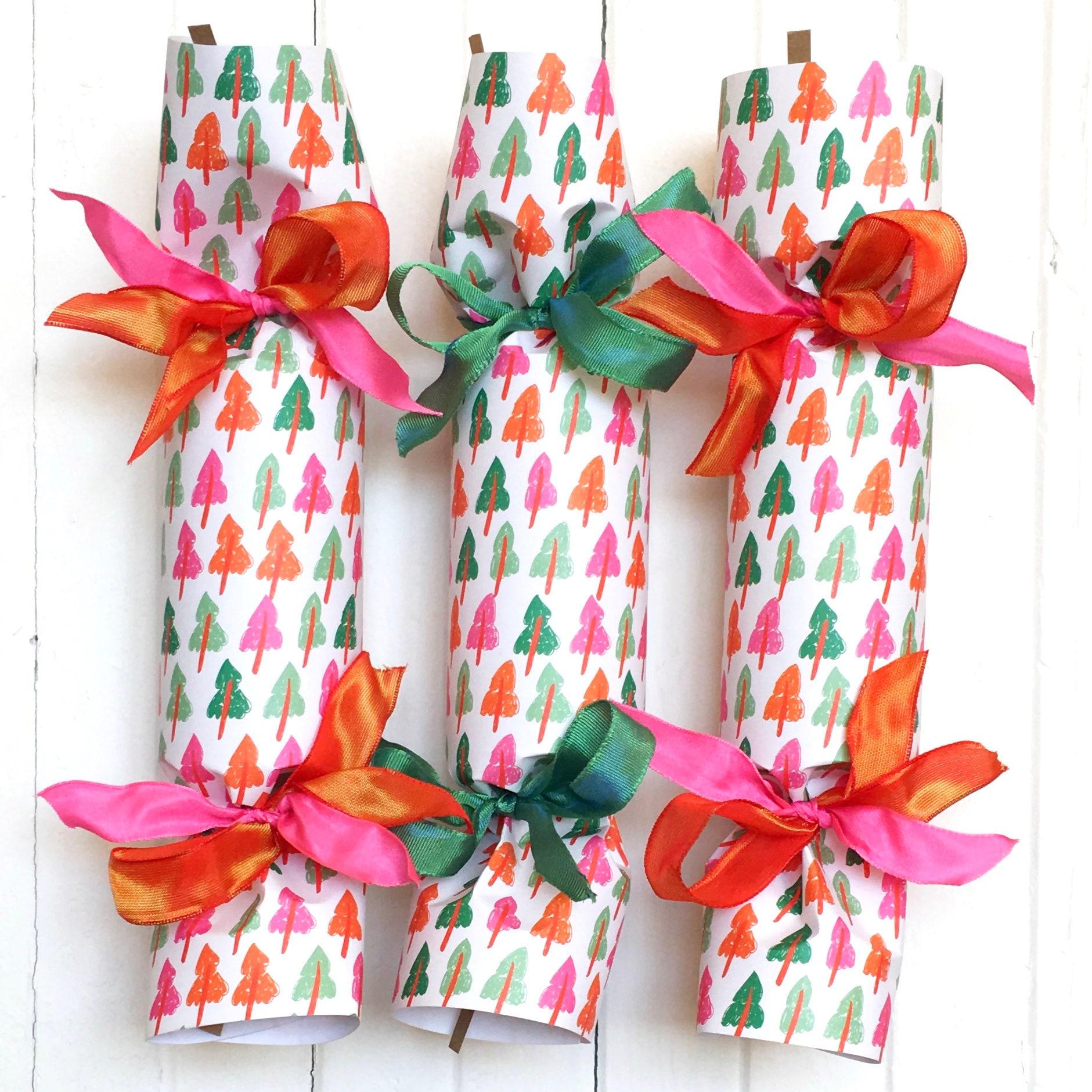 Striped Wedding Party Cracker Etsy
