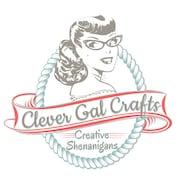 CleverGalCrafts logo