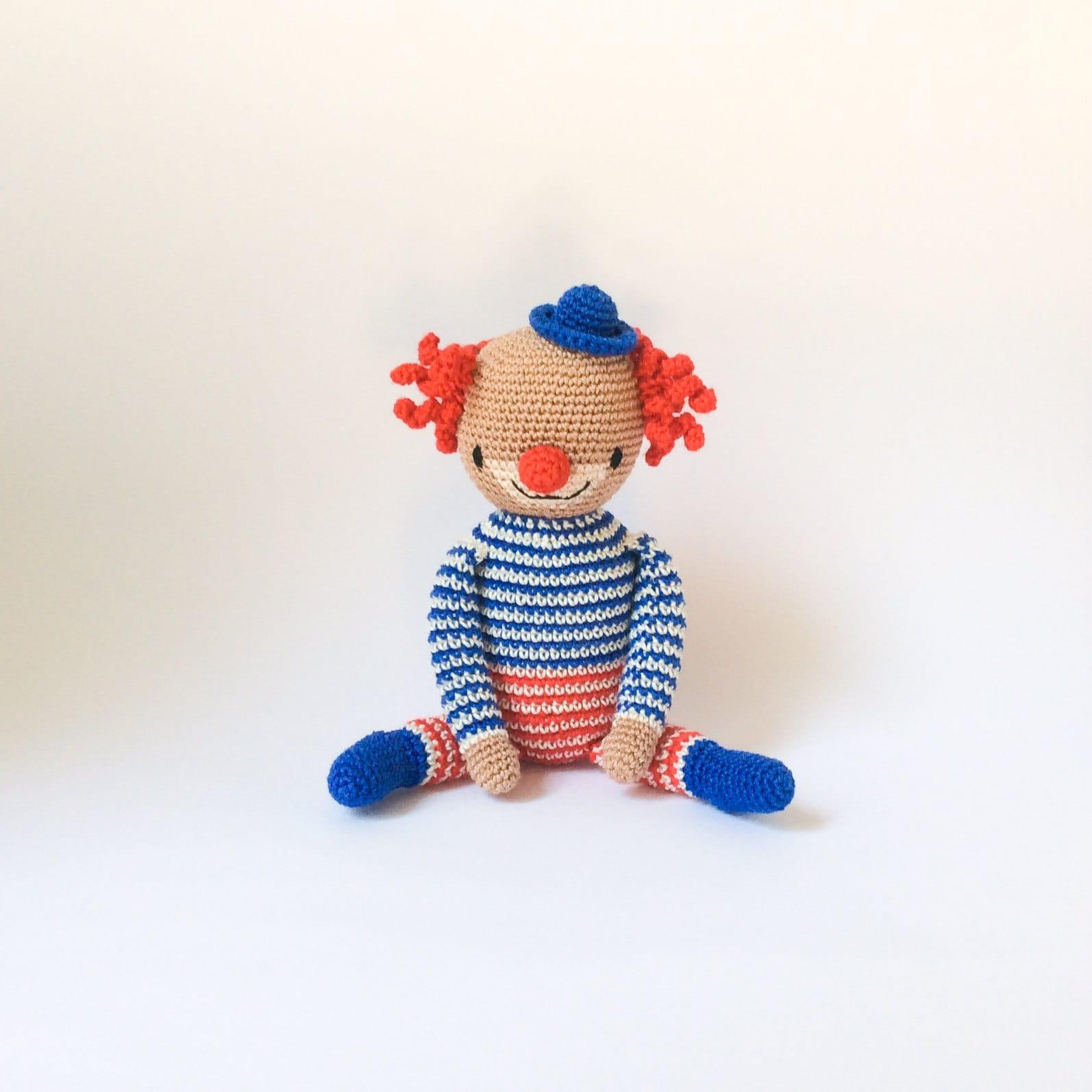 Amigurumi Doll Pattern Simple Decoration