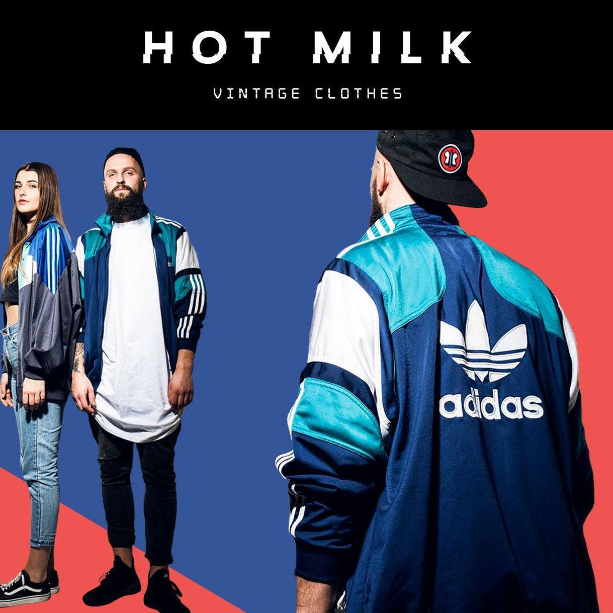 NEWYEARS verrückt Vertrieb 33 % Vintage 90er Adidas Sport