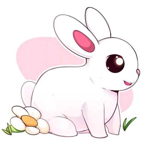 Bunny Ayumi Dakimakura Body Pillow
