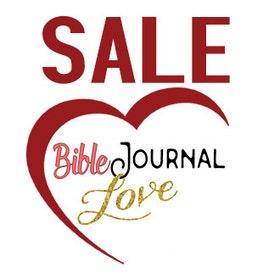 BibleJournalLove Shop