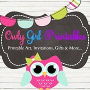 OwlyGirlPrintables