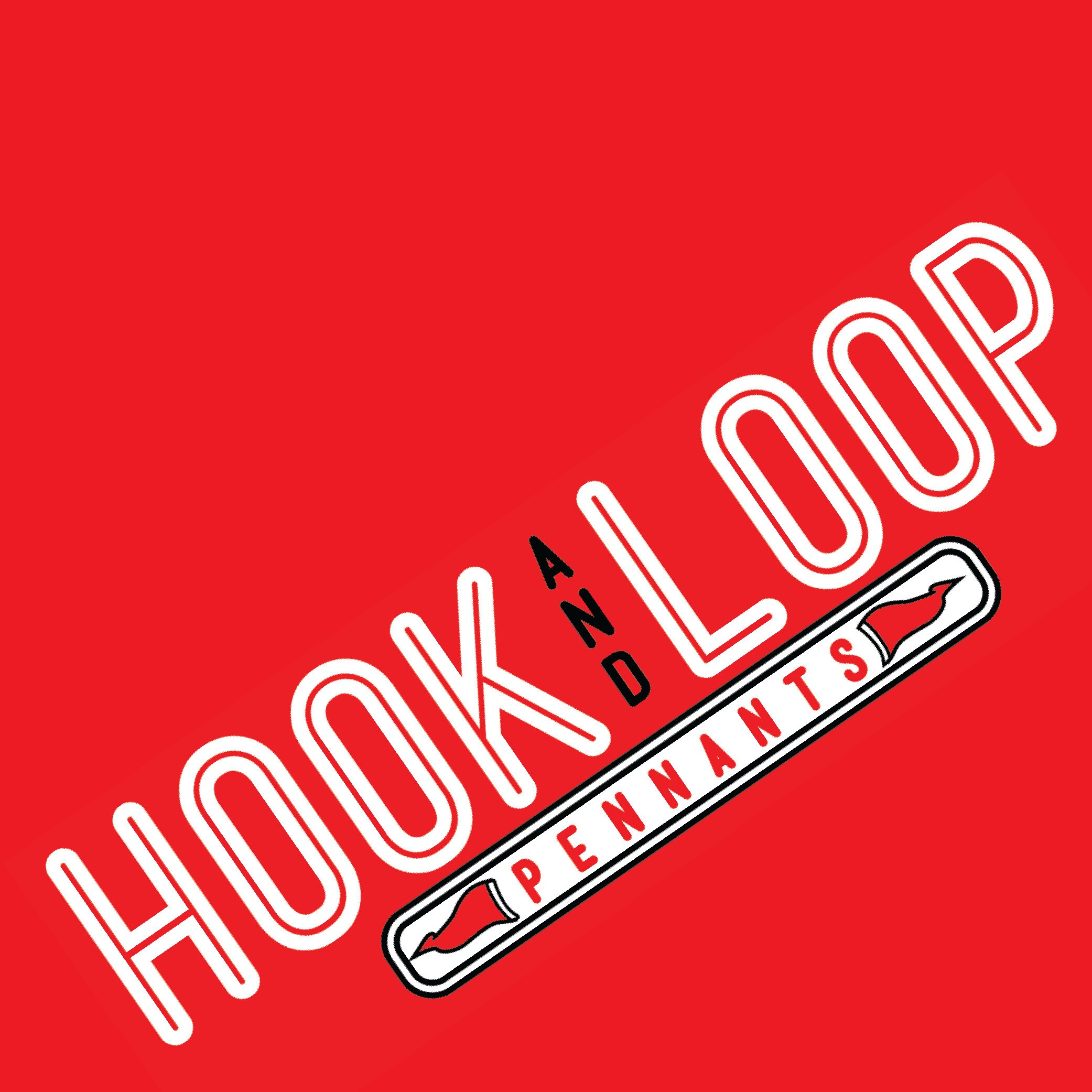 Hook & Loop pennants by hookandloop on Etsy