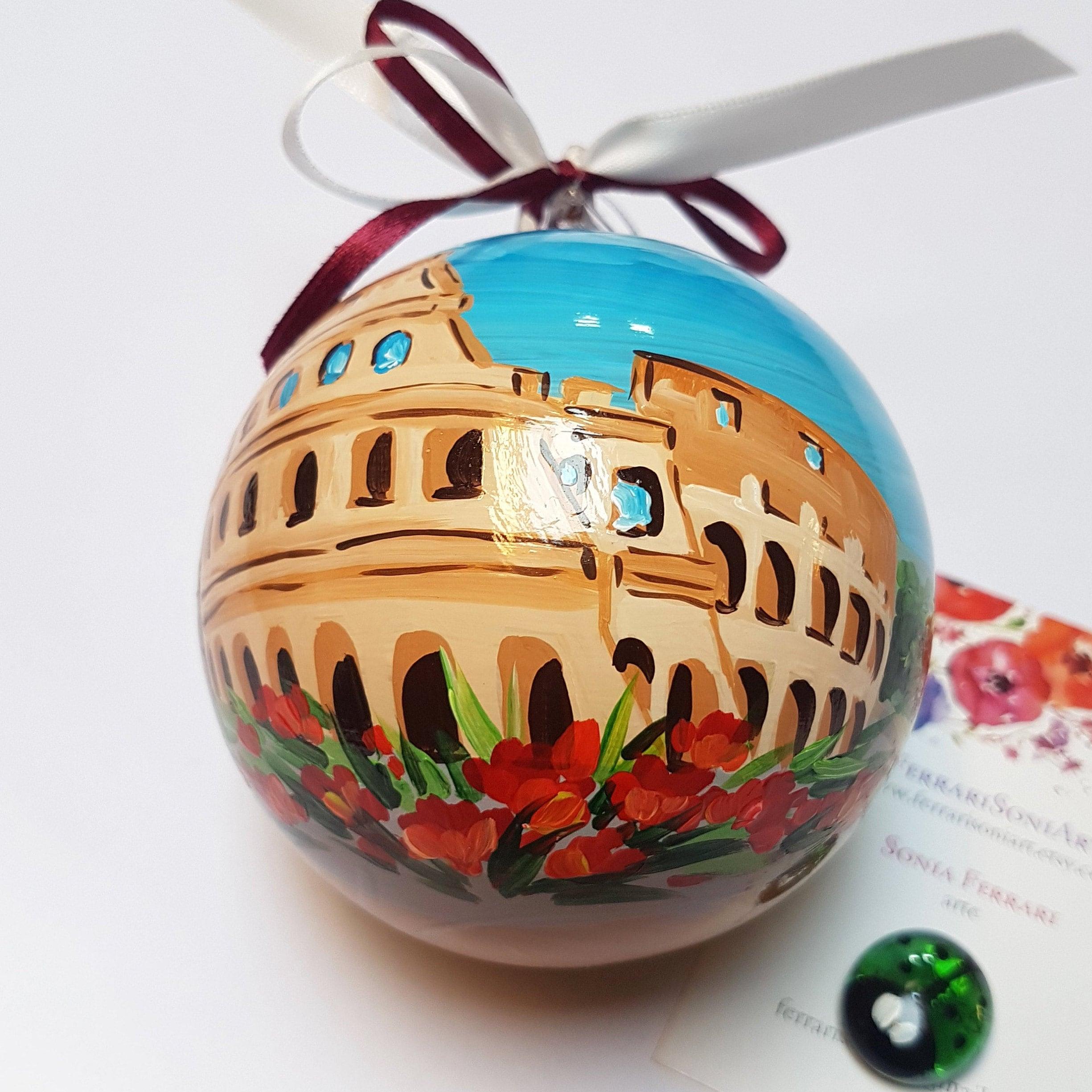Dipingere Sassi Per Natale ornamenti personalizzati dipinti a mano in by ferrarisoniart