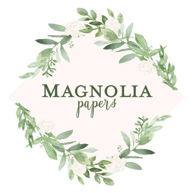 The Magnolia Paper Tree Sailor Stripe Gift Tags x 10
