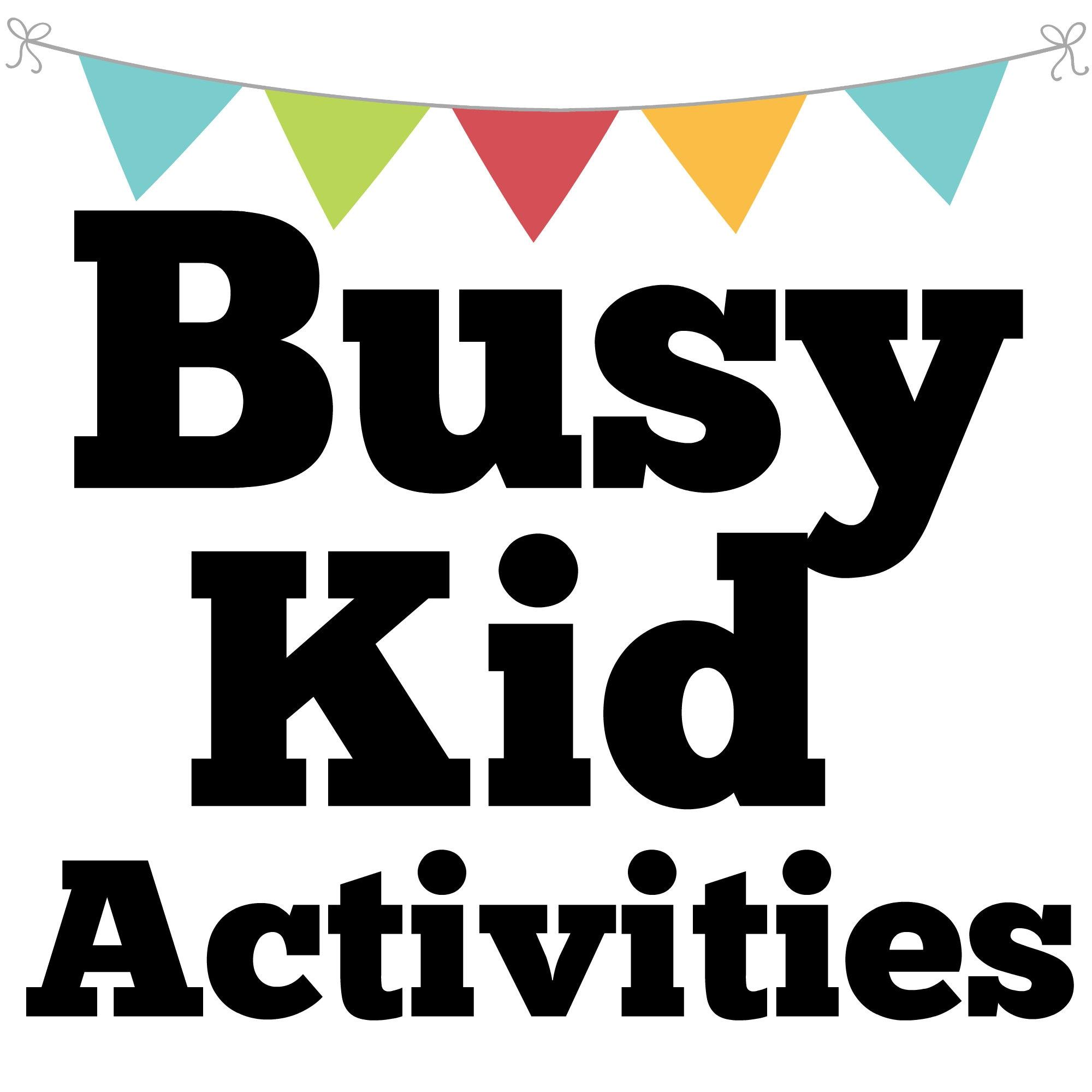 BusyKidActivities