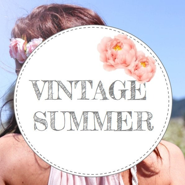 Boho and bridesmaid dresses von VintageSummerFashion auf Etsy