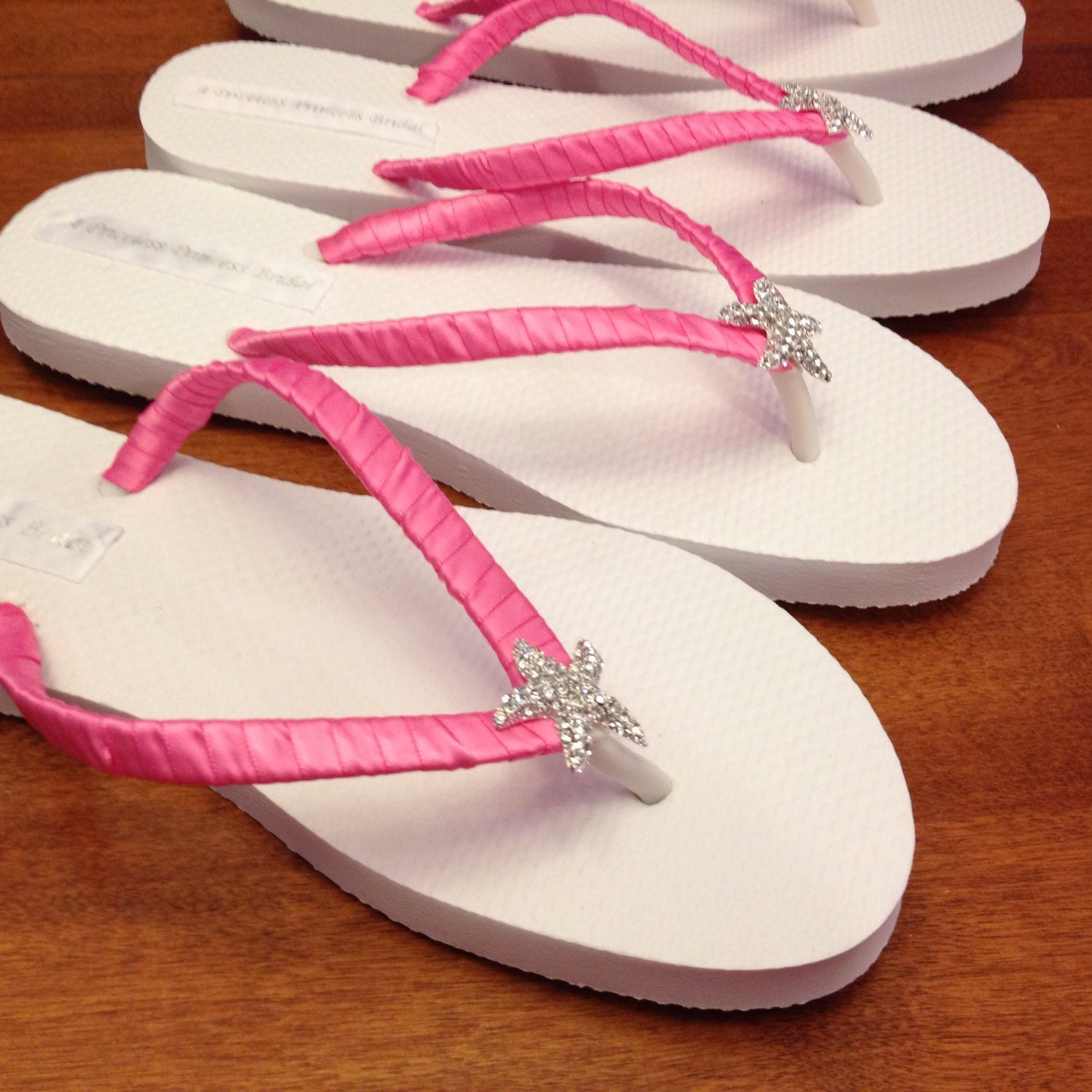 f9cc2a25cf64 You can t buy your own item. Close. Bridesmaid Flip Flops ...