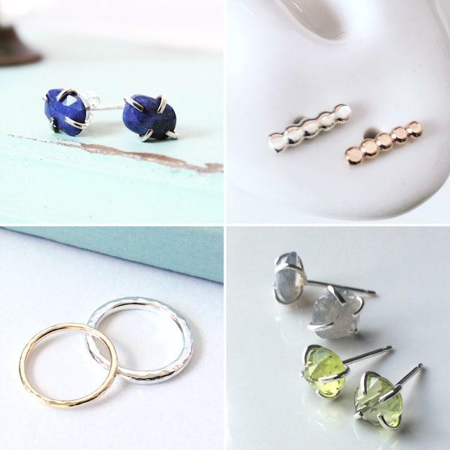 Crystal Stone Jewellery Von Crystalstonelondon Auf Etsy