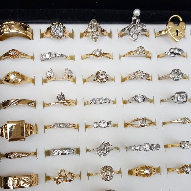 49bd7c2c6720 Original Antique and Vintage Jewellery by DearRoseWithLove on Etsy