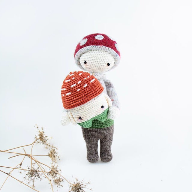 Amigurumi Crochet Patterns by lalylala on Etsy