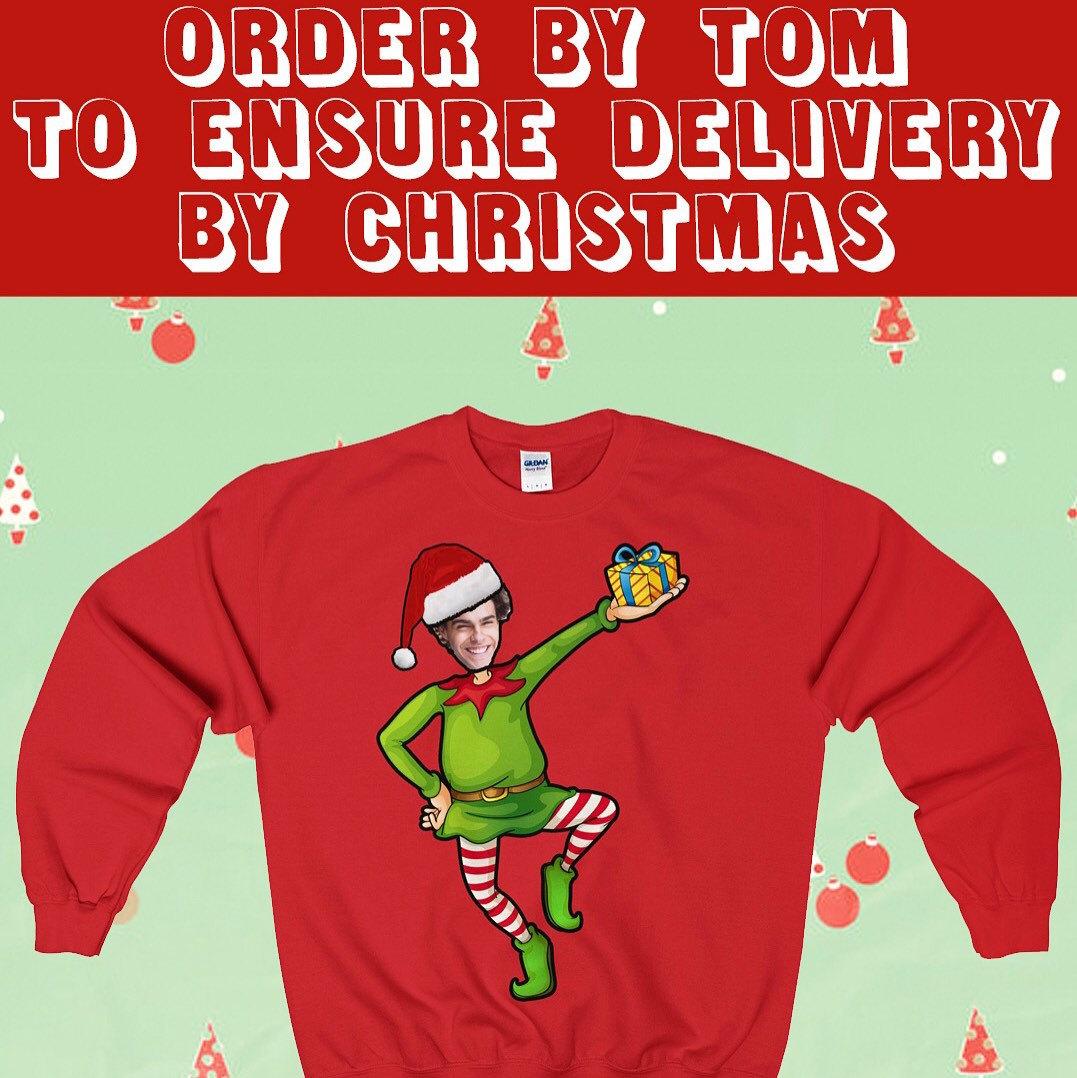 Hässliche Weihnachten Pullover Selfie Geschenk Selfie | Etsy