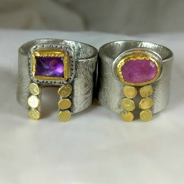 Unique Designs In Ancient Coins Gold And Gemstones By