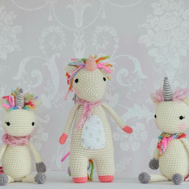 Crochet Toy patterns crochet toys. por KornflakeStew en Etsy