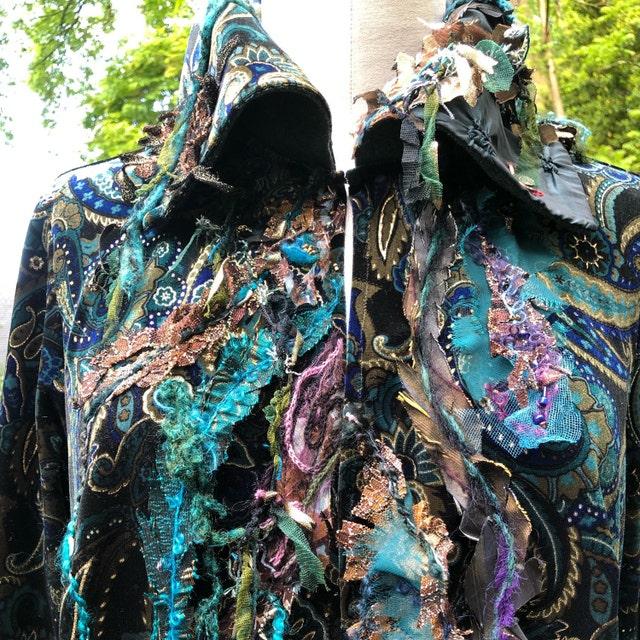 0da284b1d18 Artisan made Fantasy Wearable Art clothing  by amberstudios