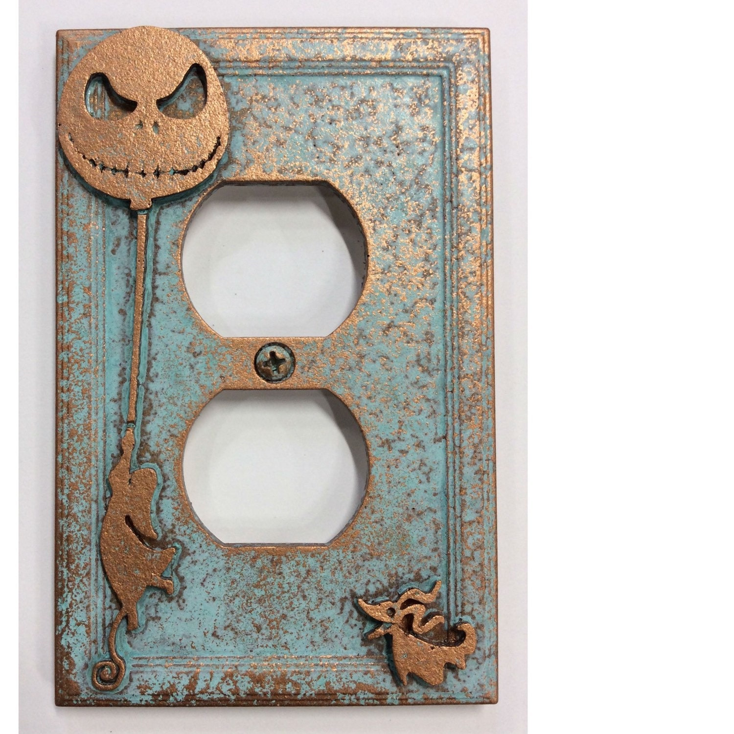Nightmare Before Christmas  Outlet Cover