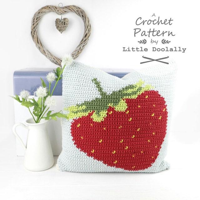 Country Style & Modern Vintage Crochet Patterns por LittleDoolally