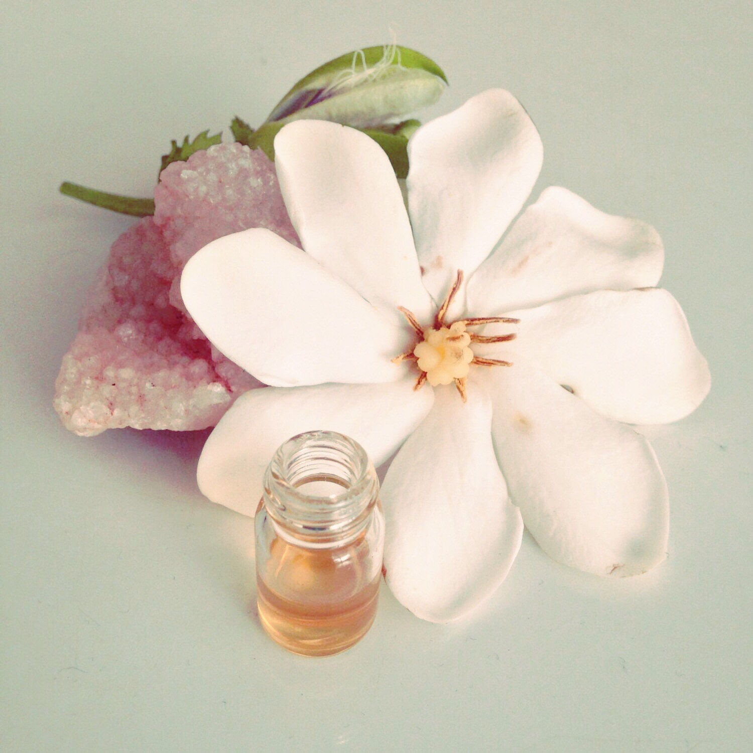 Chrysoprase • natural perfume. tropical rice pudding studded w  creamy  frangipani blossoms cce23ab7621