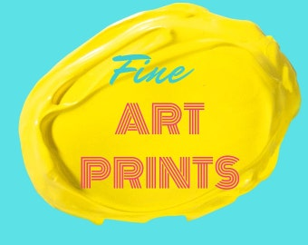 Archival fine Art prints
