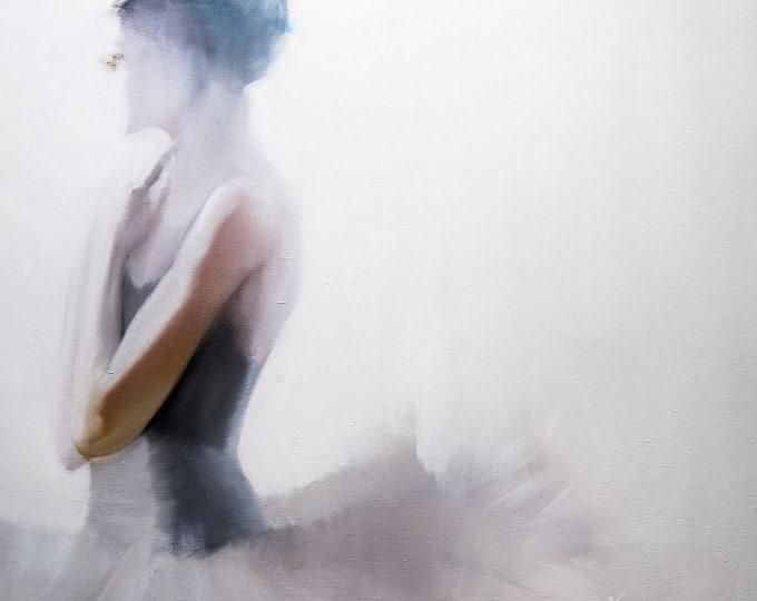 Oil Ballerina Paintings